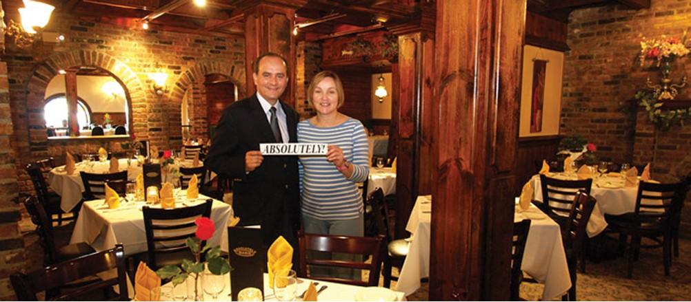 Italian restaurant Farmingdale NY
